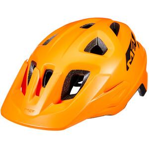 MET Echo MIPS ヘルメット オレンジ マット