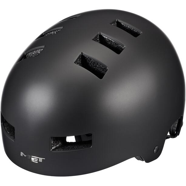 MET Zone Helm black matte