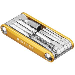 Topeak Mini P20 Multitool gold gold