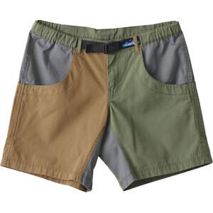 KAVU Chilli Lite Shorts Men grön/brun grön/brun