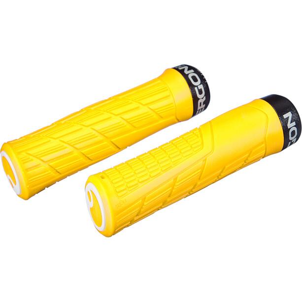 Ergon GE1 Evo Poignées Fines, jaune