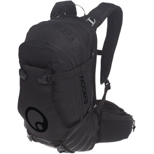 Ergon BA3 Rucksack black stealth black stealth