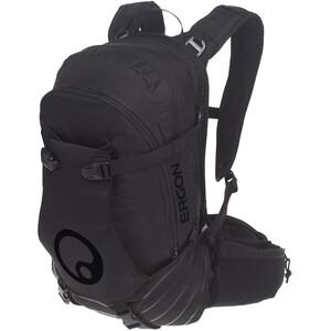 Ergon BA3 E-Protect Rucksack black stealth black stealth