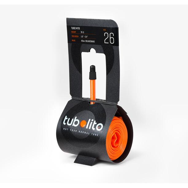 """tubolito Tubo-MTB Schlauch 26"""""""