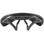 Brooks Cambium C13 Carved All Weather Saddle, musta