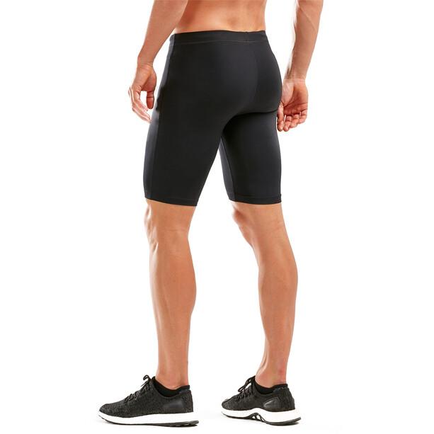 2XU Aspire Compression Shorts Herren black/silver