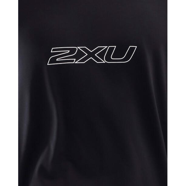 2XU Contender Kurzarmshirt Herren black/white