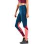 2XU Fitness Hi-Rise Stride Compression Tights Damen poseidon/blossom camo