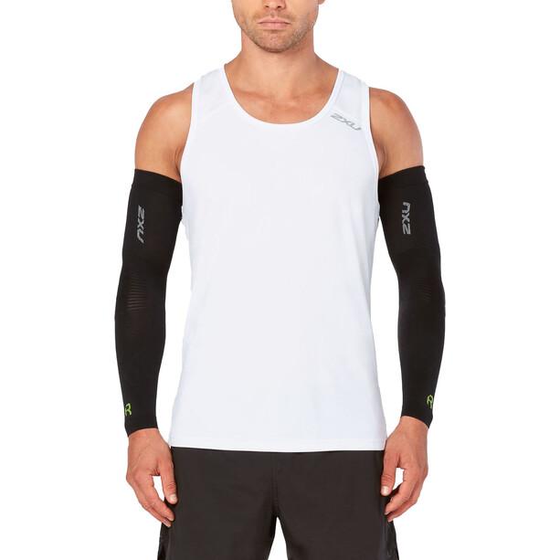 2XU Recovery Flex Arm Sleeves black/nero