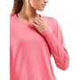 2XU Xvent G2 Langarmshirt Damen pink lift/silver reflective