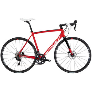 Ridley Bikes Fenix SLA 105 Disc red/white/black glossy red/white/black glossy