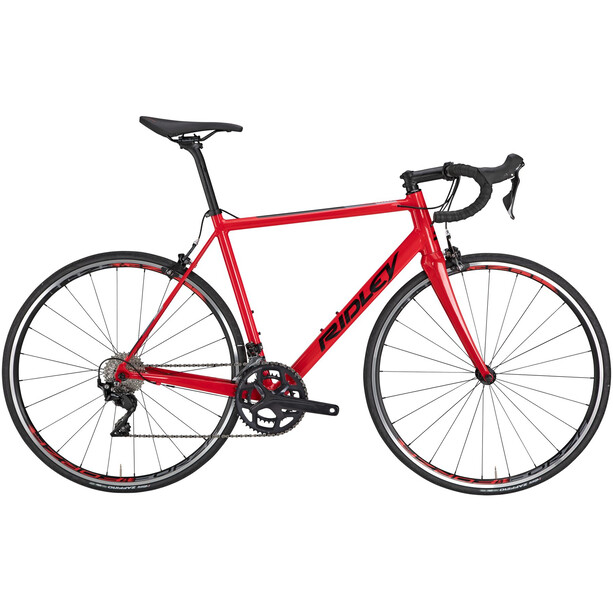 Ridley Bikes Helium SLA 105 red glossy