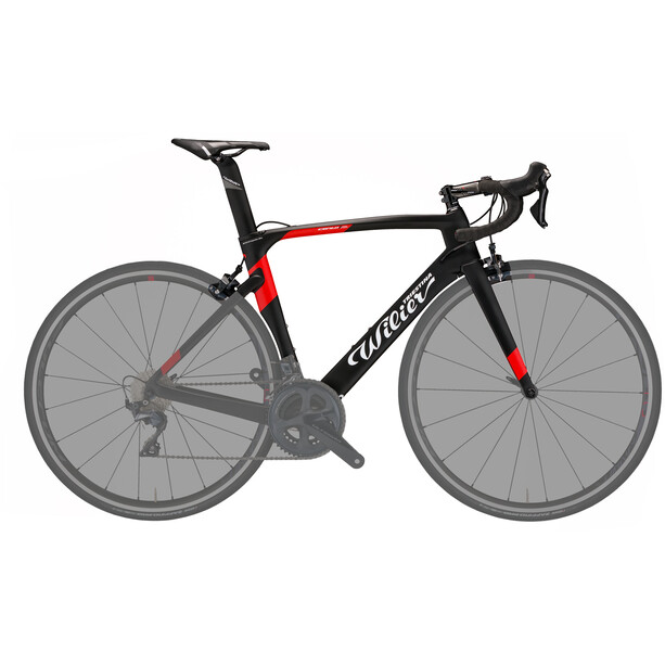 Wilier Cento1 AIR Potenza black/red matte