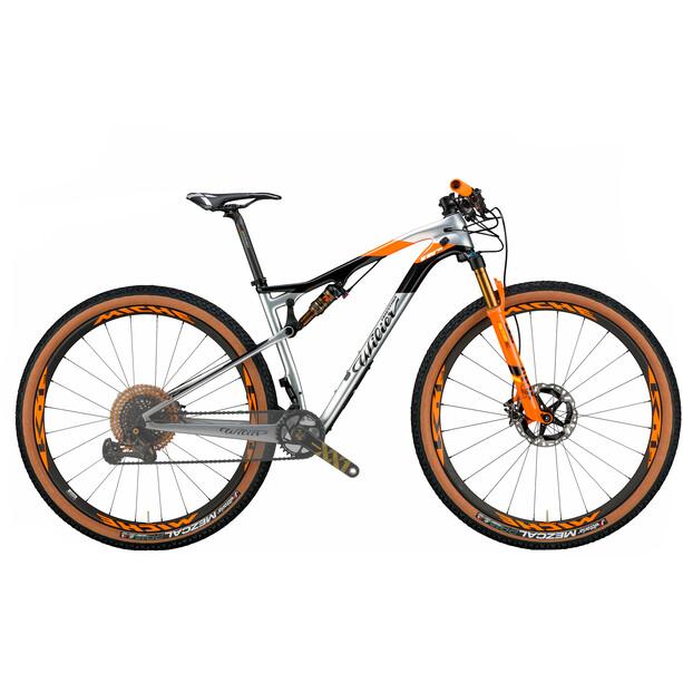 Wilier 110FX XT 1X12 silver/orange