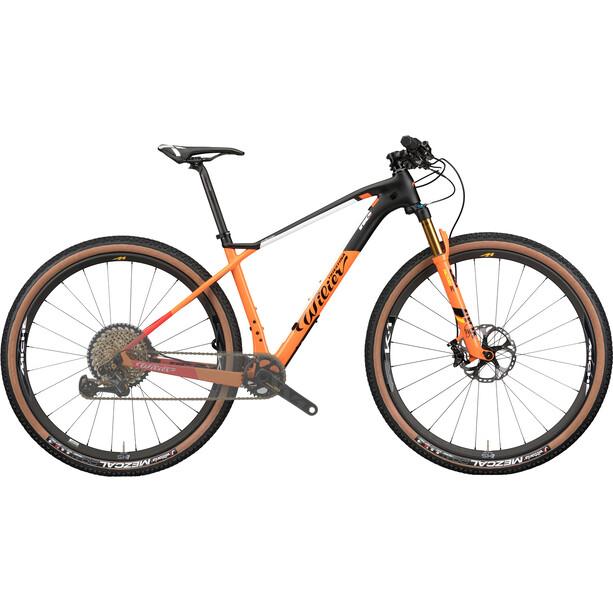 Wilier 110X XT 1X12 black/orange