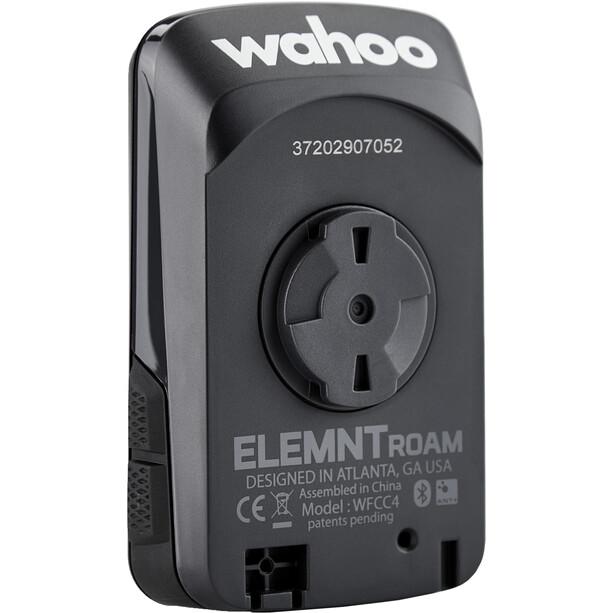 Wahoo ELEMNT ROAM GPS Bundle inkl. TICKR 2 + Geschwindigkeits- und Trittfrequenzsensor grey
