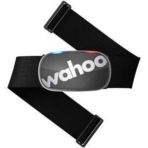 Wahoo TICKR Montre de mesure de la fréquence cardiaque, noir noir