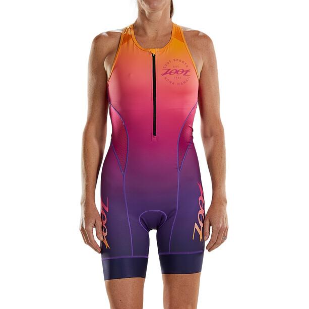 Zoot LTD Tri Racesuit Plus Damen sunset