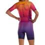 Zoot LTD Tri Aero Full Zip Racesuit Plus Damen sunset