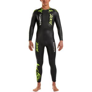 Zoot Kona Wetsuit Men yellow/blue yellow/blue