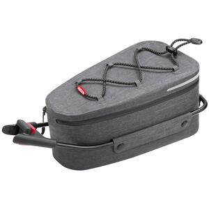 KlickFix Contour Waterproof Saddle Bag グレー