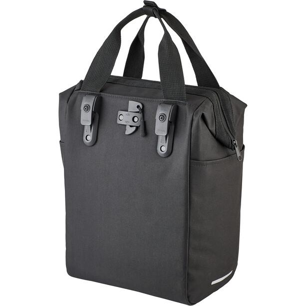 KlickFix Roomy GT Gepäckträgertasche schwarz