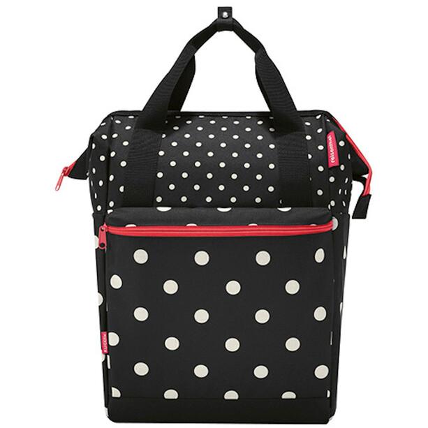 KlickFix Roomy GT Handlebar Bag mixed dots