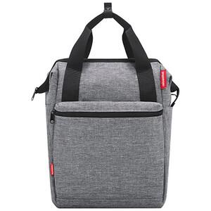 KlickFix Roomy GT Handlebar Bag シルバー