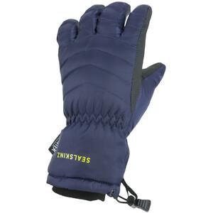Sealskinz Waterproof Ext Cold Weather Down Gloves navy blue/black navy blue/black