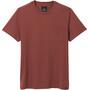 Prana Rex Shortsleeve T-Shirt Men vino