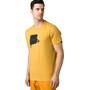Prana Social Climber Journeyman Shortsleeve T-Shirt Men marigold heather