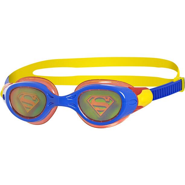 Zoggs Superman Hologram Goggles Kinder superman