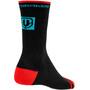 Mondraker Racing High-Cut Socken Herren black/blue/red