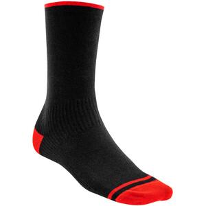 Mondraker Racing High-Cut Socken Herren black/blue/red black/blue/red