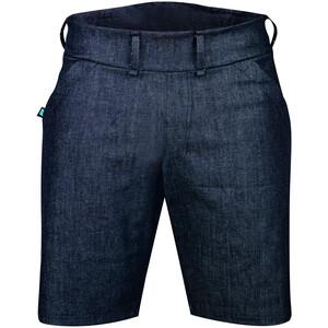 Biehler Gravel Pattern Shorts Herren black black