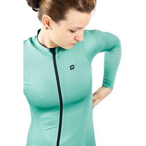 Biehler Signature³ Midweight LS Jersey Women, electric teal electric teal