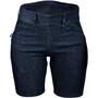 Biehler Gravel Pattern Shorts Damen black
