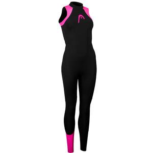 Head OW Explrr LJ 3.2.2 Ärmelloser Wetsuit Damen black/pink black/pink