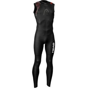 Head OW myBoost Shell LJ 3.2 Wetsuit Herren black/red black/red