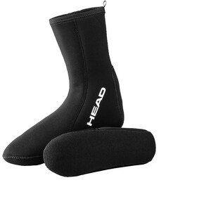 Head Neo Anti Cut Socken black black