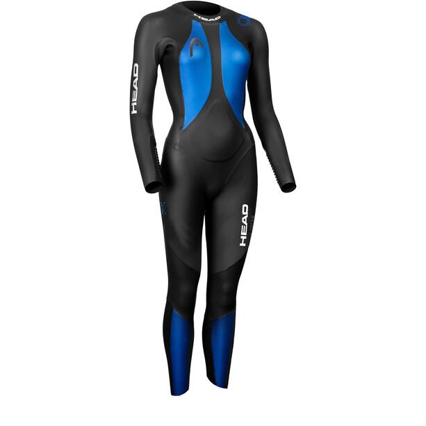 Head OW X-Tream FS 4.3.2 Fullsuit Damen schwarz