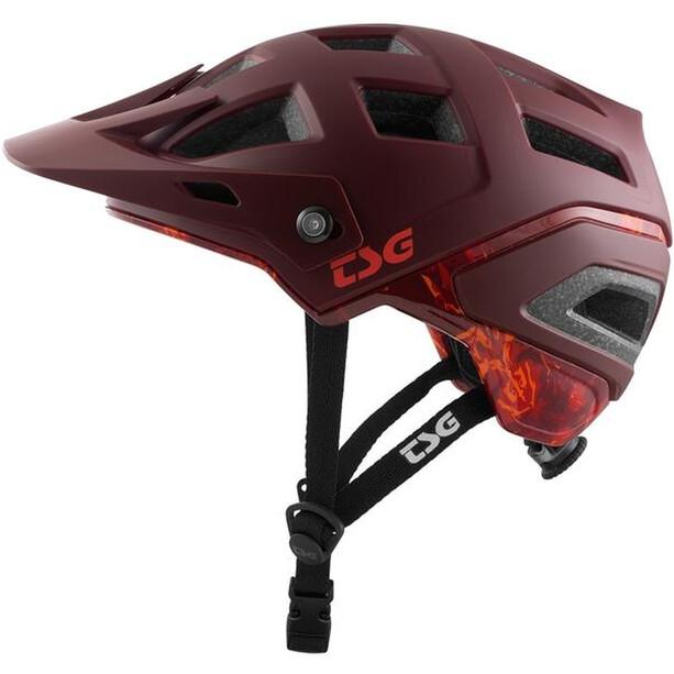 TSG Scope Graphic Design Helm lava