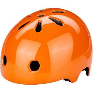 TSG Meta Solid Color Helm gloss orange gloss orange