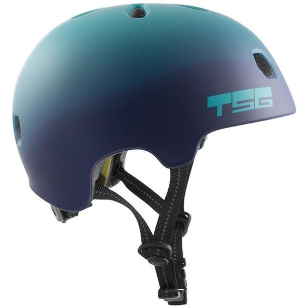 TSG Meta Graphic Design Pyöräilykypärä, turkoosi
