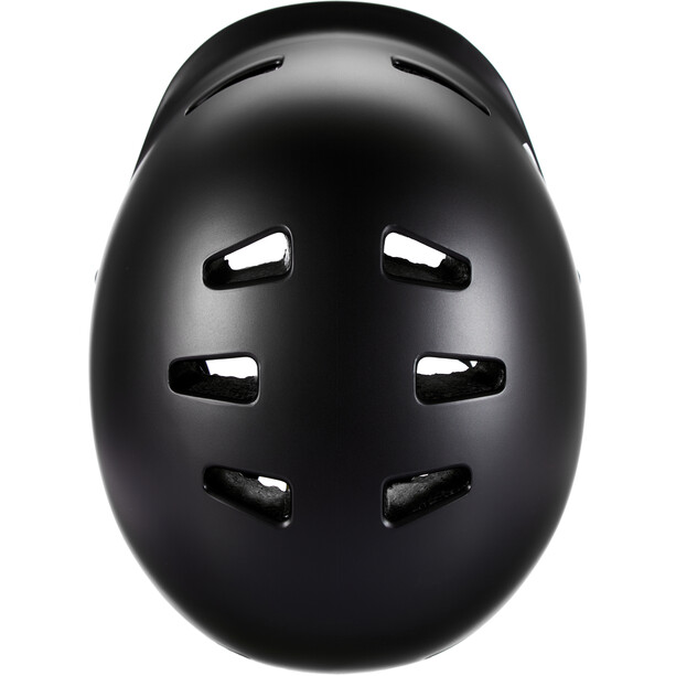 TSG Recon Solid Color Helm satin black