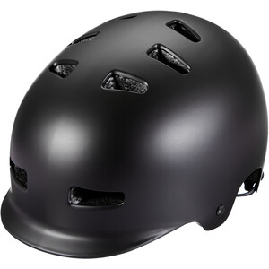 TSG Recon Solid Color Helm satin black satin black