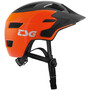 TSG Cadete Graphic Design Helm Kinder orange/black