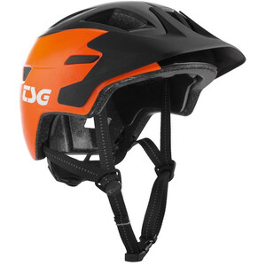 TSG Cadete Graphic Design Helm Kinder orange/black orange/black