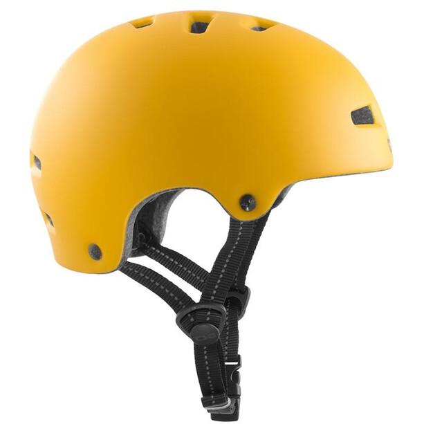TSG Nipper Mini Solid Color Helm Kinder satin mustard