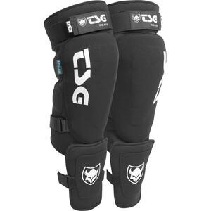 TSG Task A 2.0 Protectores de rodilla, negro negro